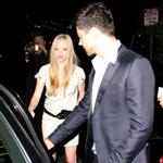 Amanda Seyfried and Dominic Cooper leaving Chateau Marmont 35901