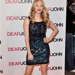 Amanda Seyfried in London for Dear John premiere 57870
