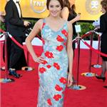 Shailene Woodley at the 2012 SAG Awards  104087