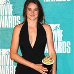 Shailene Woodley at the 2012 MTV Movie Awards 116368