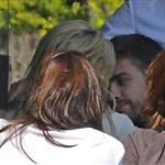 Shakira and Gerard Pique PDA in Barcelona 83367