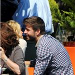 Shakira and Gerard Pique PDA in Barcelona 83372