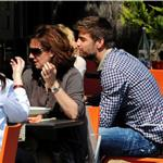Shakira and Gerard Pique PDA in Barcelona 83373