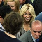 Shakira at the Euro 2012 football championships 118366