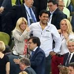 Shakira at the Euro 2012 football championships 118369