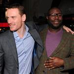 Michael Fassbender and Steve McQueen at the 'Shame' Gala Screening during AFI FEST  99499