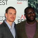 Michael Fassbender and Steve McQueen at the 'Shame' Gala Screening during AFI FEST  99501