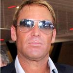 Shane Warne and Elizabeth Hurley arrive in South Africa July 2011 95466
