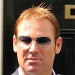 Shane Warne in London 95479