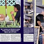 Shania Twain's romantic getaway with Frederic Thiebaud Hello Magazine feature 28898