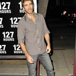 Sharlto Copley at the LA premiere of 127 Hours 73928