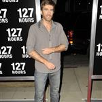 Sharlto Copley at the LA premiere of 127 Hours 73930