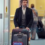 Michael Sheen arrives in Vancouver to shoot New Moon 38502