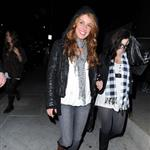 Shenae Grimes annoyed but not really that the paps actually cared about her in LA 28881