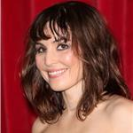 Noomi Rapace attends the European film premiere of  Sherlock Holmes: A Game Of Shadows in London 100211