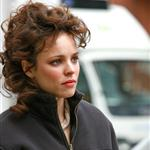 Rachel McAdams on the set of Guy Ritchie's Sherlock Holmes 28937