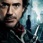 Robert Downey Jr. Sherlock Holmes movie poster  89891