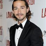 Shia LaBeouf promotes Lawless 115083