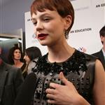 Carey Mulligan at the 'An Education' premiere  48274