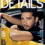 Shia LaBeouf covers Details Magazine  88606
