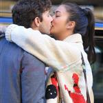 Shia LaBeouf desperately kissing girlfriend Carolyn Pho in Vancouver 97490