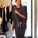 Katherine Heigl shopping with baby Naleigh 60486
