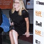 Elisabeth Shue at TIFF for From The Sky Down 93663