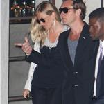 Jude Law and Sienna Miller stuck in LA together  59172