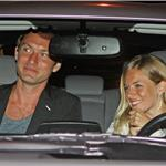 Jude Law and Sienna Miller stuck in LA together  59173