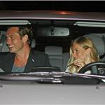 Jude Law and Sienna Miller stuck in LA together  59176