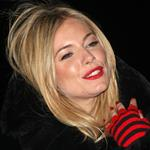 Sienna Miller Lights London eye for World Aids Day  74001