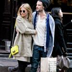 Sienna Miller and Tom Sturridge out in New York 108322