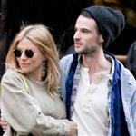 Sienna Miller and Tom Sturridge out in New York 108323