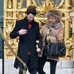 Sienna Miller and Tom Sturridge out in Paris 101823