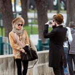 Sienna Miller and Tom Sturridge out in Paris 101825