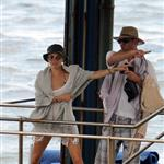 Sienna Miller and Balthazar Getty reunite in Italy for holiday just before GI Joe release 41527