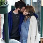Sienna Miller with Tom Sturridge in Portofino  113490