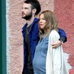 Sienna Miller with Tom Sturridge in Portofino  113492