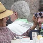 Sienna Miller with Tom Sturridge in Portofino  113498
