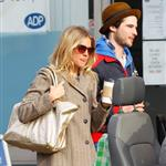 Sienna Miller Tom Sturridge have coffee in London  81863