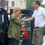 Slightly emotional Sienna Miller after lunch in London  92656