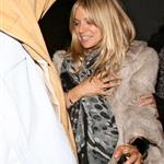 Sienna Miller looks drunk stumbling out of War Child after party 33101