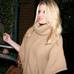 Jessica Simpson and Ken Paves at Mr Chow 51923