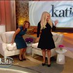 Jessica Simpson appears on Katie Couric's new show 125839