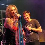 Jeremy Renner Steel Panther show 60497