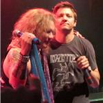 Jeremy Renner Steel Panther show 60498