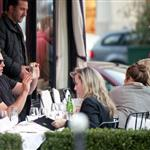 Jessica Simpson and her KFed fiancé go to Paris with assistant  81110