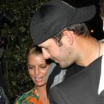 Jessica Simpson with Tony Romo and Ashlee at Beso after getting dumped by country label 36584