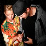 Jessica Simpson with Tony Romo and Ashlee at Beso after getting dumped by country label 36588