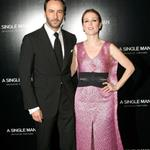 Tom ford and Julianne Moore at the Paris premiere of A Single Man 54906